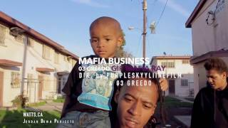 03 Greedo - Mafia Business Produced by Doggy OFFICIAL MUSIC VIDEO