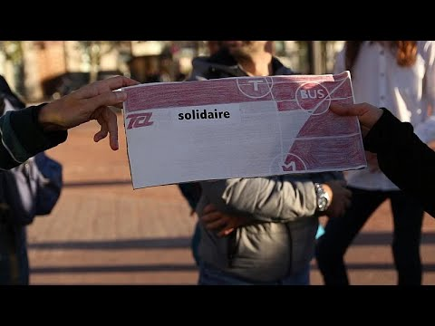 Xxx Mp4 Is Lyon S Public Transport Operator Implementing A Kindness Tax 3gp Sex