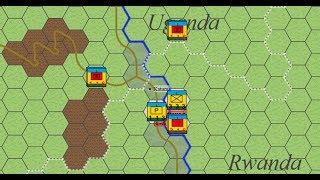 Gatuna - 1991 (Rwandan Civil War)