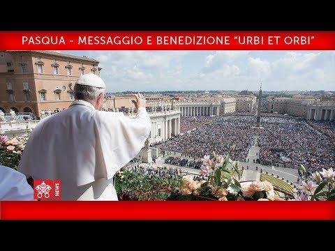 """Xxx Mp4 Papa Francesco Pasqua Messaggio E Benedizione """"Urbi Et Orbi"""" 2018 04 01 3gp Sex"""