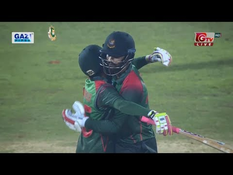 Xxx Mp4 Winning Moments Of Bangladesh Against Windies 3rd ODI Windies Tour Of Bangladesh 2018 3gp Sex