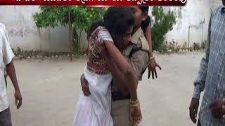 Love Couples Thrashed By Parents in Khammam