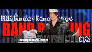 Backing tracks Sets - Professionally Made to Order - Todays Cover Band Backing Tracks