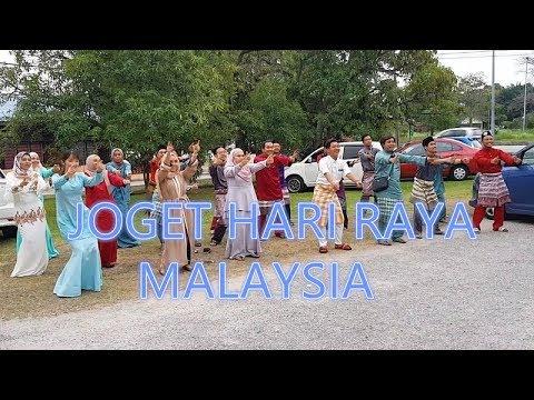Joget Hari Raya Malaysia (Lagi Syantik)