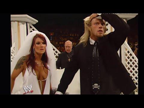 Xxx Mp4 Edge And Lita Raw Wedding Has A MONSTROUS Ending Raw June 20 2005 3gp Sex