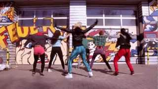 Major Lazer - Watch out for this // Maike Mohr Choreography
