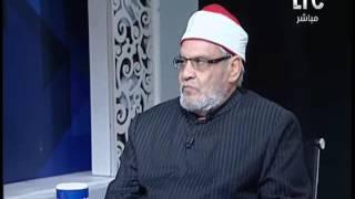 الشيخ احمد كريمه يحرج شيخ يدّعي اخراجه الجن من البشر بالادله الشرعيه عالهواء