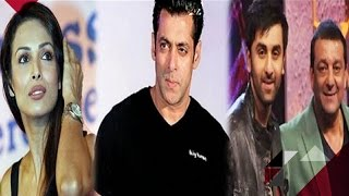 Salman Khan Avoids Malaika Arora Khan | Sanjay Dutt Makes Fun Of Ranbir Kapoor & More
