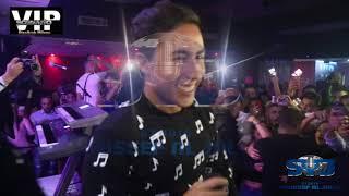 AYMANE SERHANI LIVE 2018 AU MILANO VIP SCENARIO أيمن سرحاني مباشر