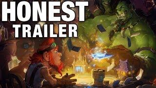 HEARTHSTONE (Honest Game Trailers)