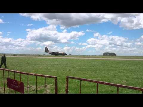 Hercules - Mil Mi-17 Tandil