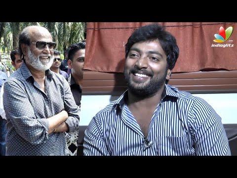 Superstar Rajini is a grown child -  Madras Kalaiyarasan | Darling 2 Movie | Kabali