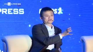[PHIÊN DỊCH TRỰC TIẾP]: Jack Ma đối thoại với doanh nghiệp Việt Nam