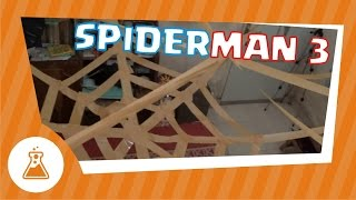 Spiderman 3 : Jaring Laba-laba Super Besar!