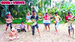 Dayal BaBa Kola Khaba - Tomi Baba Kemon Baba - Bangla Funny Lyrics - BY Strange Boys BD