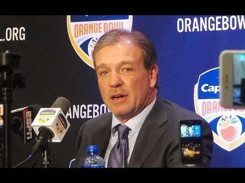 Warchant TV: Jimbo Fisher's Orange Bowl pre-game press conference