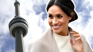 Meghan Markle's life in Toronto