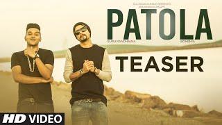 Patola (Song Teaser) Guru Randhawa | Bohemia (Releasing 3 April)