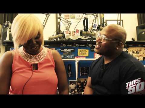 Lolita Carter (Chief Keef's Mom) Talks New Documentary + 50 Cent Walks In