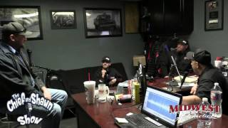 The Chief And Shawn Show Episode 18 Feat. Shane