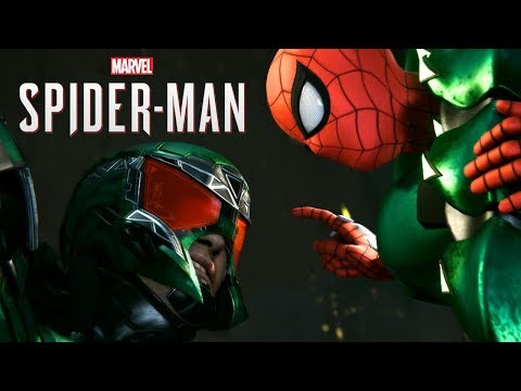 Marvel's Spider Man – Official Gameplay Demo Sony E3 2018