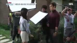 [MV] RAIN My lovely girl behind the scene