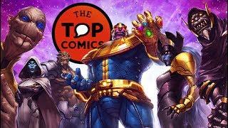¿Quién es la Black Order? l Los Hijos de Thanos