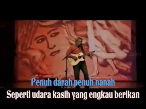 Iwan Fals - Ibu (Karaoke)