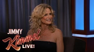 Kyra Sedgwick & Kevin Bacon Have Sex Before Dinner
