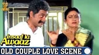 Insaaf ki awaaz(Hindi) old couple romance on bed
