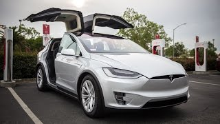 Tested: Driving the Tesla Model X w/ Autopilot!