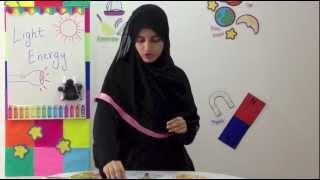 (Urdu) Science - Light Energy - For Children - Sparkles Online School (Hindi) اردو