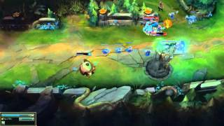 Tahm Kench Funny escape[Short]