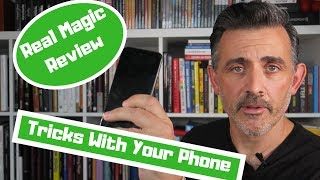 Tricks With Your Phone by Mark Kerstein: Real Magic Review