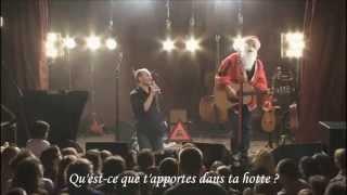 Oldelaf et Monsieur D - Le père Noël (sous-titres français)