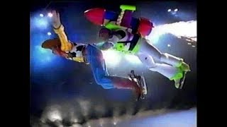 Toy Story Disney on Ice 90s Commercial (1999)