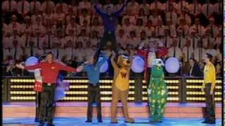 The Wiggles @ Carols in the Domain 2009
