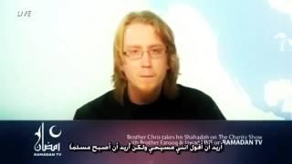 اسلام مسيحي على الهواء مباشرة مترجم اللهم بارك