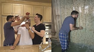 REAL LIFE WOULD YOU RATHER (FAZE HOUSE LA)