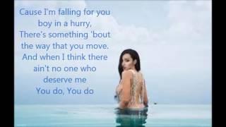 Sweet Satisfaction - Tinashe Lyric Video