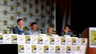 Sherlock SDCC Panel - July 18 2013