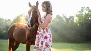 Cause You're a Cowgirl by Laura Ashley Picture Video