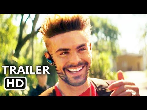 THE BEACH BUM Official Trailer (2018) Zac Efron, Matthew McConaughey Movie HD