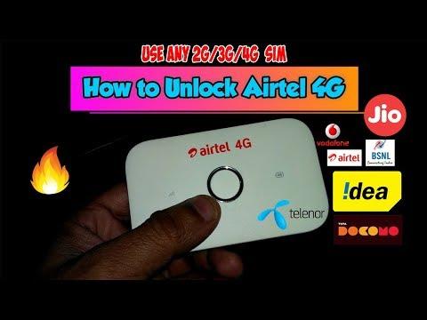 Xxx Mp4 Hindi हिंदी How To Unlocked Airtel WiFi 4G Hotspot Huawei E5573s 606 All Sim 2G 3G 4G 🔥🔥🔥 3gp Sex