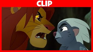 The Lion Guard | Bunga and the King | Disney Junior UK