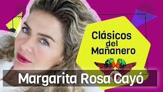 Margarita Rosa de Francisco cayó en Las Pegas de La Mega I Clásicos del Mañanero