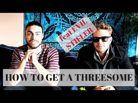 Xxx Mp4 How To Get A Threesome Feat Evil Stifler 3gp Sex