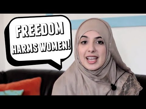 Xxx Mp4 Her Argument For Hijab Accidentally Backfires 3gp Sex