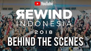 Youtube Rewind INDONESIA 2018 : Official Behind The Scenes