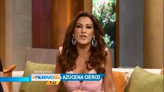 Azucena Cierco, juez en la preliminar del Miss Universo 2014- 2015 da sus primeras impresiones